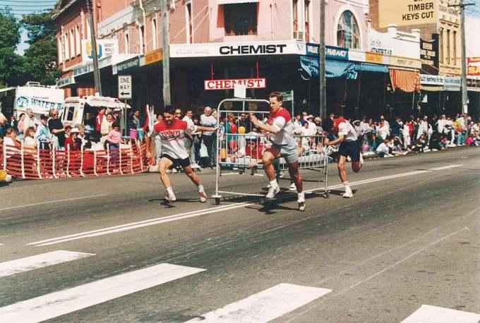 lhp-864-charity-bed-race-in-railway-parade-kogarah-street-fair-1996-hi-res