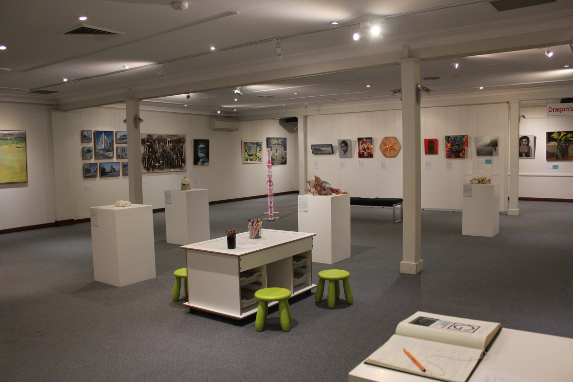 Georges River Art Prize 2017.