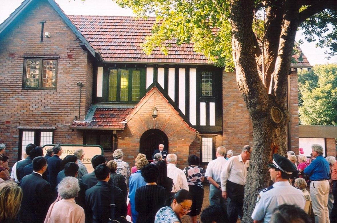 St George Regional museum opening