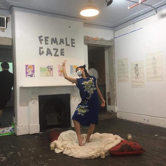 Mother Oat - Female Gaze, Goodspace Gallery